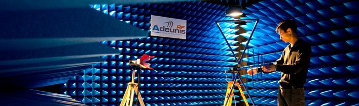 Akermann Electronic BG JSC - Adeunis RF